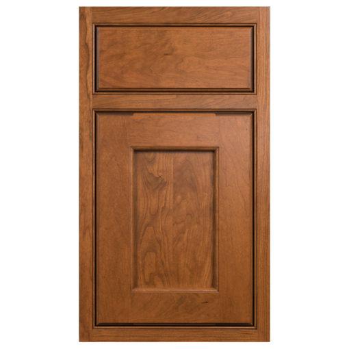 banning wood door
