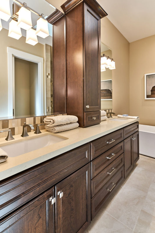 Chocolate Brown Bathroom Vanity Crystal Cabinets,Christmas Gifts Ideas For Friends