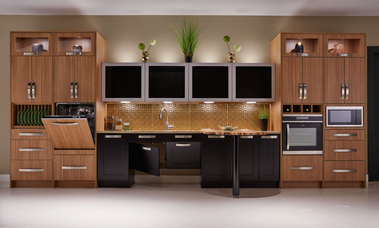 ada kitchen cabinets crystal cabinets - Ada Kitchen