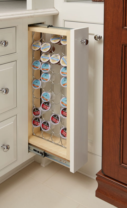 Custom K-Cup Pullout