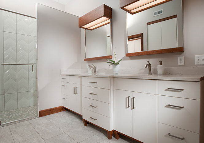 Buying Cabinets, Cabinetry 101, Custom vs Local Shop, Design Ideas, Small Bathrooms, Small Kitchen Ideas, Small Kitchens, Storage Solutions