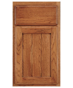 early american wood door