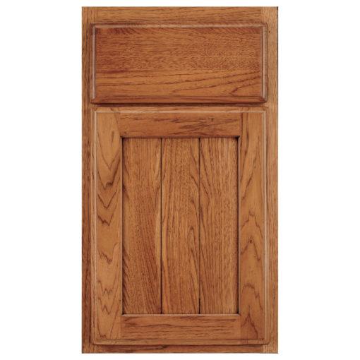 early american wood door