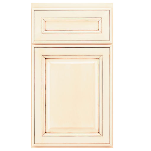 savannah white wood door