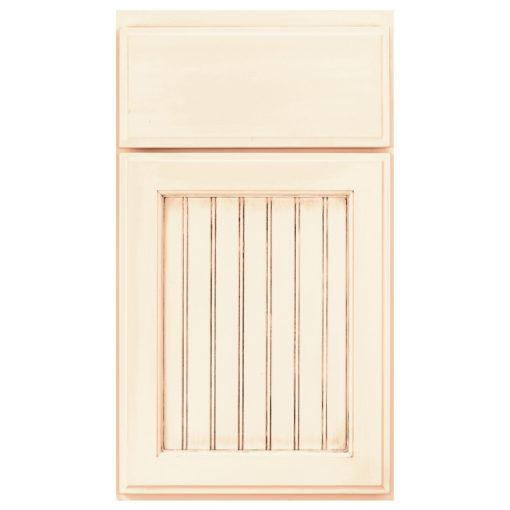 somerset white wood door