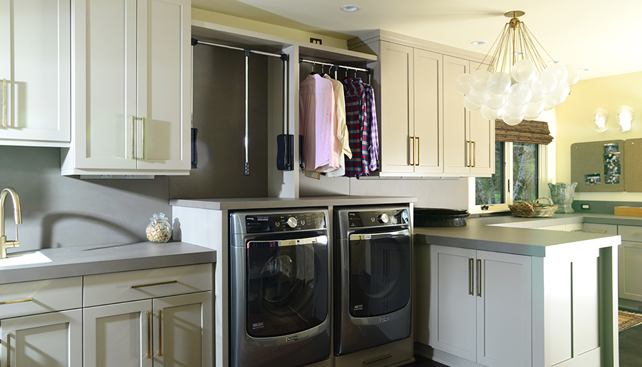 Buying Cabinets, Cabinet Care, Cabinet Cleaning, Cabinetry 101, Custom vs Local Shop, Design Ideas, Laundry Rooms, Paint, Painted Cabinets, Small Bathrooms, Small Kitchen Ideas, Small Kitchens, Storage Solutions