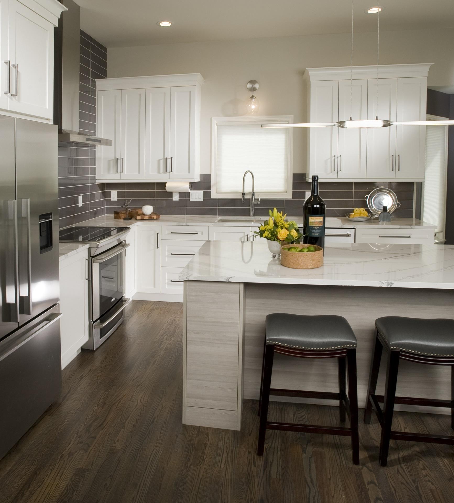 Midwest Modern Kitchen