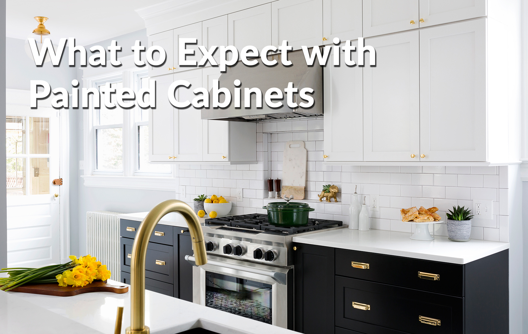 All about How To Paint Your Kitchen Cabinets Professionally - All Things ...