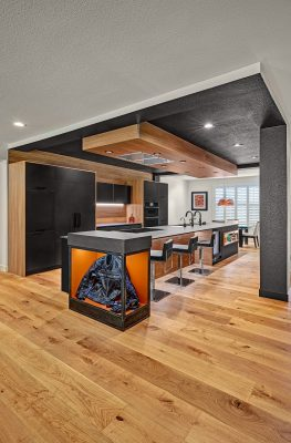 CrystalCabinets_Kitchen_Lansdale_BlackMatte_1