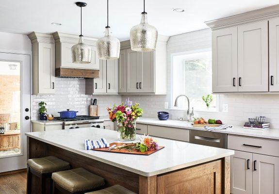 Perfect Beige & Rustic Kitchen
