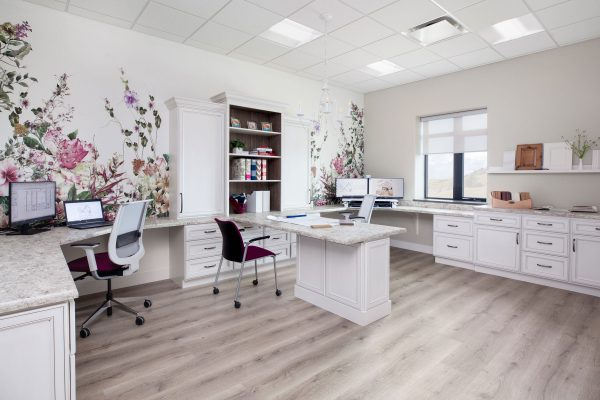 Spacious Designer Office