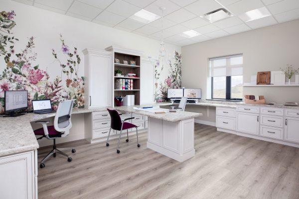 Spacious Designer Office