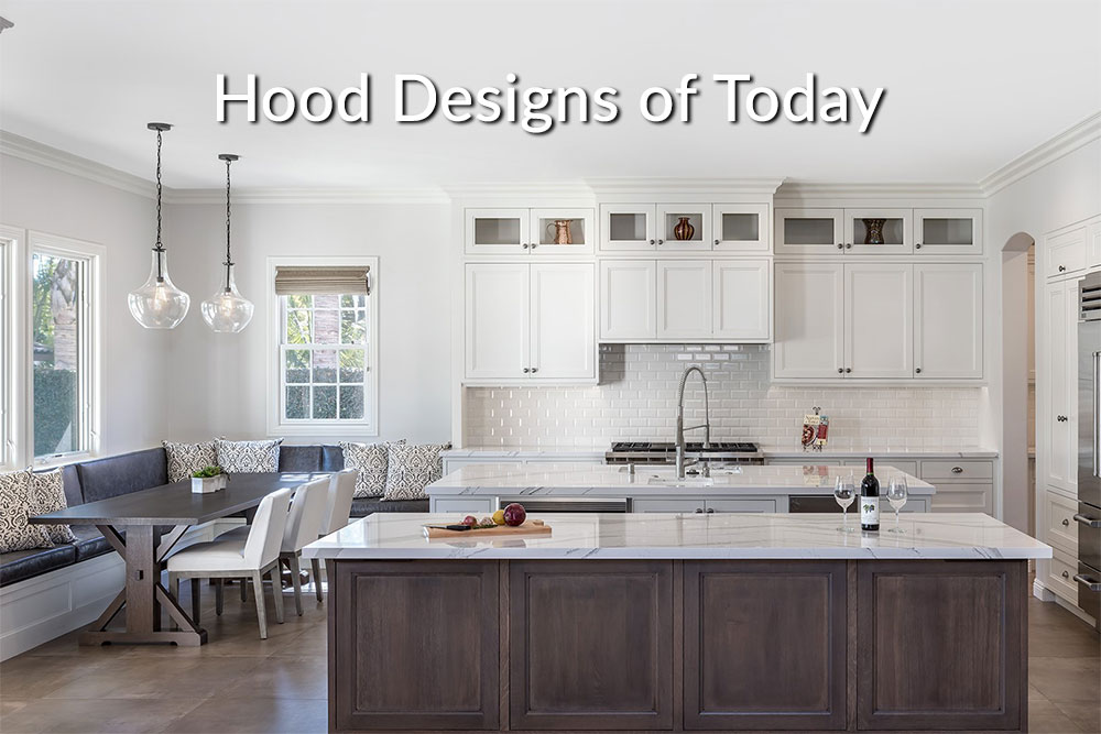 Hood Designs Of Today Crystal Cabinets